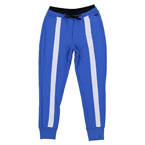 Victoria's Secret Pink Sweatpants High Waist Skinny Jogger (M, Blue)
