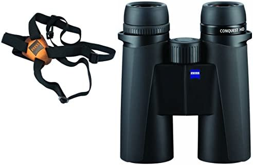 Zeiss 10x42 Conquest HD Binocular with Zeiss Harness Strap product image