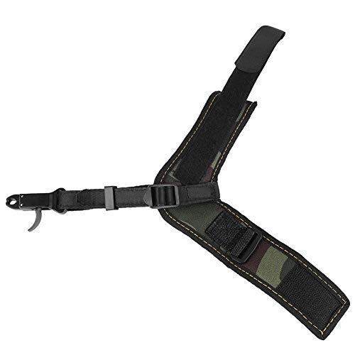 VGEBY Ayuda de Lanzamiento de Tiro con Arco Ayuda de Lanzamiento de Tiro con Arco Resistente Disparador Disparo Flechas de Caza Fuerza para Arco Compuesto