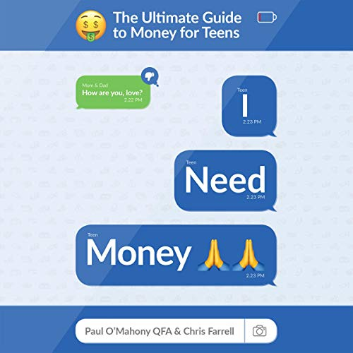 I Need Money audiobook cover art