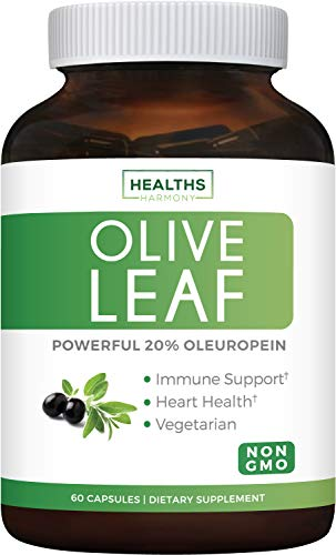Top 10 best selling list for olive leaf supplement for dogs