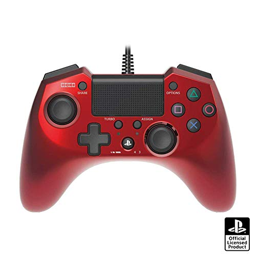 Hori Pad FPS Plus RED Version [PS3/PS4 brand new][Japanische Importspiele]