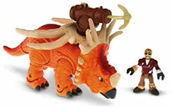 Fisher-Price Imaginext Lost Creatures Triceratops