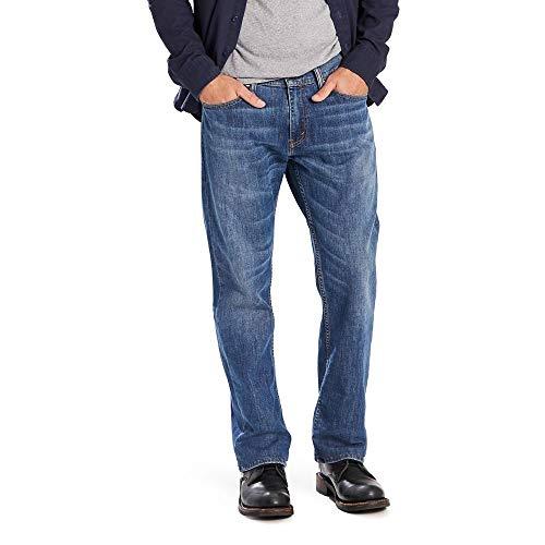 Levi\'s 559 Herren Jeans mit gerader Passform - Blau - 36W / 30L
