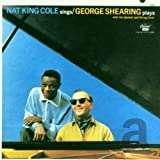 "album cover: ""Nat King Cole Sings George Shearing Plays"""