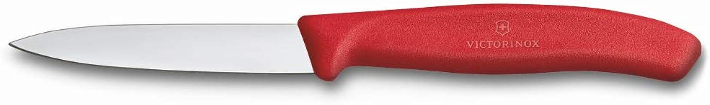 Victorinox 6.7601 Swiss Classic Paring Knife, Red