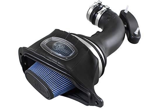 aFe Power Momentum 54-74201 Chevrolet Corvette Performance Intake System (Oiled, 5-Layer Filter)