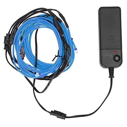 Cable de neón LED, Cable de neón desmontable portátil, Tira de luz...