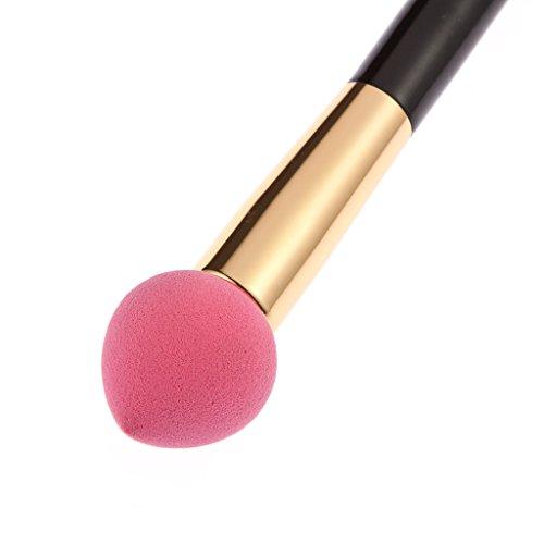 Sharplace Pro 15 Couleurs Crème Pour Visage Maquillage Anticernes Palette Correcteur Avec Pinceau à Poudre - #3