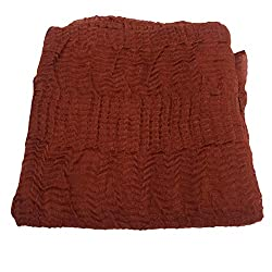 Brand New Sealed Pleated and crinkle tecture Soft to touch and light weight Can be used as a hijab , scarf , neckerchief, head wrap etc Rectangular in shape - Size 180cm X 70cm approx