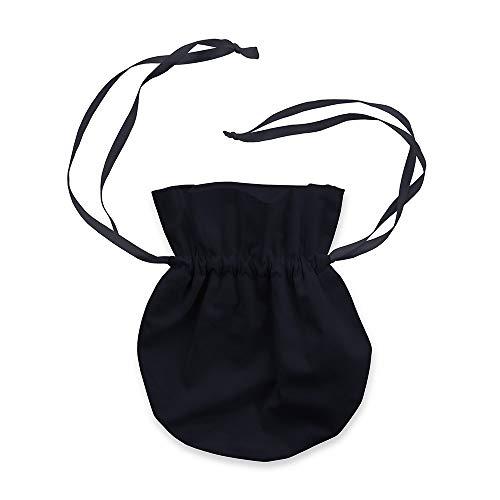 Weddingstar Protective Face Mask Reisetasche mit Kordelzug - Schwarz