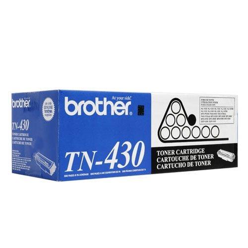 Price comparison product image Original Brother TN-430 (TN430) 3000 Yield Black Toner Cartridge - Retail