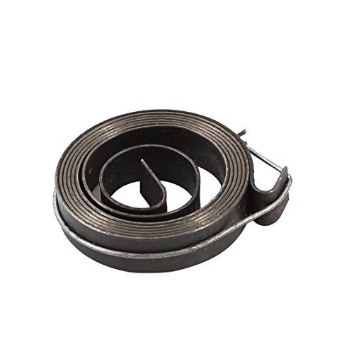 Sourcingmap a14062100ux0531 - Taladro de prensa de alimentación de canilla conjunto de muelles helicoidales de retorno de 0,7 x 8 x 1540mm