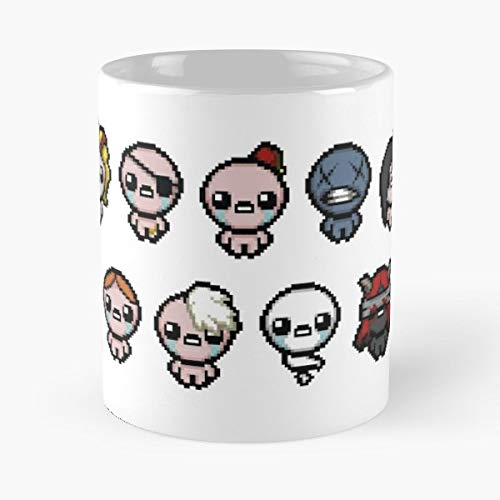 Binding Isaac Of The Afterbirth Videogame Game Best 11 oz Kaffee-Becher - Tasse Kaffee Motive