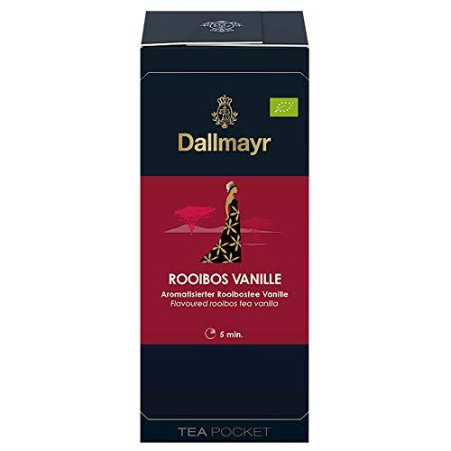 Dallmayr T-Pocket Rooibos Vanille BIO - 3x10 Tea Pockets