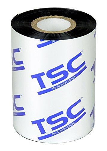 TSC 35-W058090-24CA Standard Wax Ribbon, 2.28