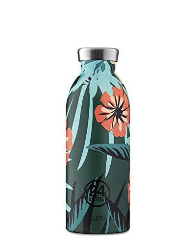 24BOTTLES Clima Bottle 500ml Ventura Bottiglia, Adulti Unisex, Multicolore (Multicolore), 500 ml