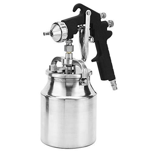 Spray Gun PQ‑2 Pneumatic Paint Sprayer Stainless Steel Nozzle Air Sprayer...