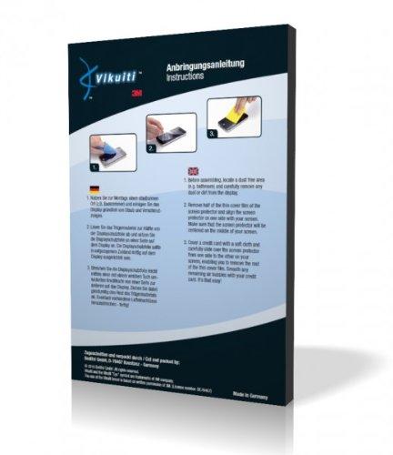 Vikuiti 2X Displayschutzfolie CV8 von 3M kompatibel mit Huawei Ascend D Quad XL U9510 Schutzfolie Folie - 5