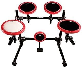 Remo RP020258 5 Piece Modular Practice Pad Set with Stand