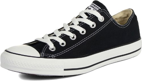 Converse Chuck Taylor All Star Core Ox, Black, Size 5.5