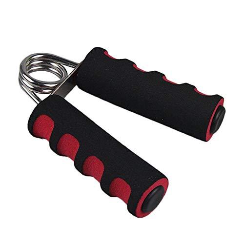 Alarmclocker8B 1 Kraft erhöhen Feder Hand halten Fingerkraft Übung Schwamm Unterarm Gesundheit Generator rot