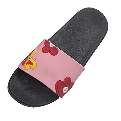 KItipeng Chaussures De Plage IntéRieur — Tongs Mixte Adulte Femme Filles éTé Plage Flip Flop IntéRieur Tongs Piscine Chaussures(Grande Taille)
