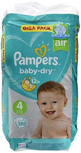 Pampers Belastbarkeit