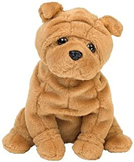 48004846f2c TY Crinkles the Dog Beanie Baby by TY~BEANIES DOGS