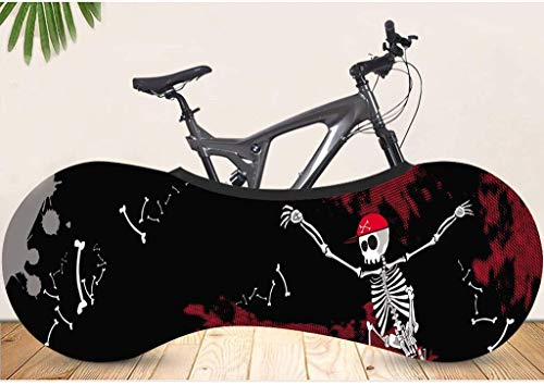 Yppss Bike Cover Bicycle Indoor Storage Cover-I10 Style-Best Solution for Indoor Bicycle Storage,Tire Size: 26-28 inches Color : I10, Size : 16055CM(2628INCH)