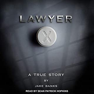 Lawyer X audiobook cover art