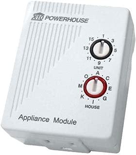 X10 3 Pin Plug In Appliance Module AM466