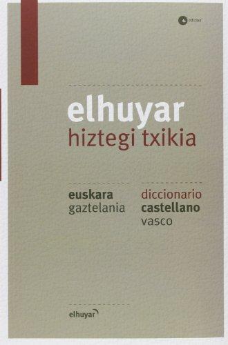 Elhuyar Hiztegi Txikia (Hiztegiak Eta Mapak)