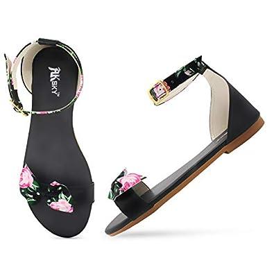 AK SKY Women Stylish Trending Fancy Flat Fashion sandal