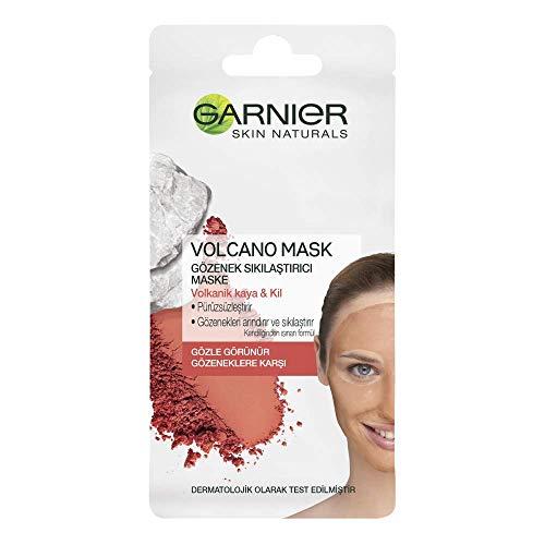 Garnier skinactive Maschera riscaldati Riduttore di pori 8ml