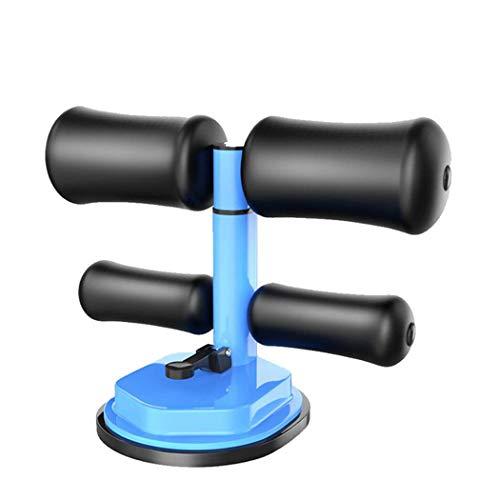 JGRH Siéntese Assist Bar Abdominal Core Crunch Ejercicio del músculo máquina portátil Entrenamiento Fitness Equipment Gimnasio en casa Asistente de Devic