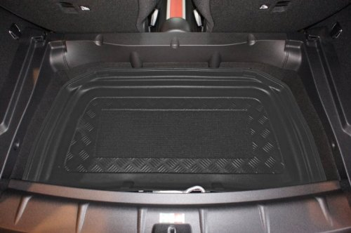 Kofferraumwanne mit Anti-Rutsch passend für Mini Countryman 2010- unterer Ladeboden