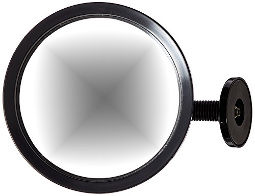 """See All ICU7-MAG Personal Safety and Security Convex Mirror With Magnet Mount, 7"""" Diameter"""