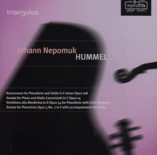 HUMMEL: AMUSEMENT FOR PIANO &