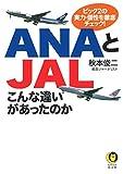 ANAとJALこんな違いがあったのか: ビッグ2の実力・個性を徹底チェック! (KAWADE夢文庫)