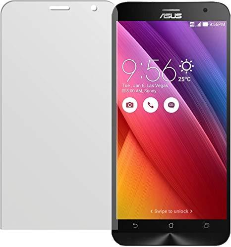 dipos I 2X Schutzfolie matt kompatibel mit Asus ZenFone 2 (ZE551ML) Folie Bildschirmschutzfolie