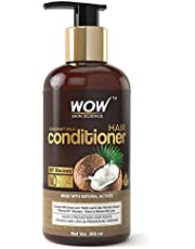 WOW Coconut Milk Conditioner No ParabensMinerals Silicones