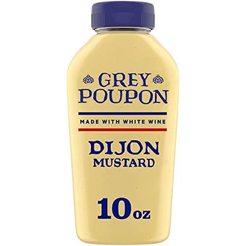 Grey Poupon Dijon Mustard (10 oz Squeeze Bottle)
