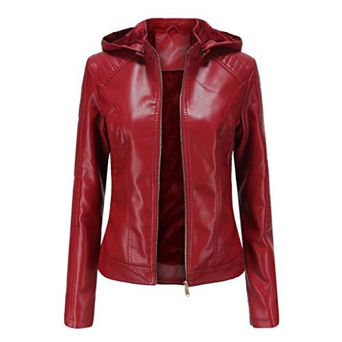 Vectry Mujer Camisas Blancas De Mujer Moda Gotica Jersey Rojo Mujer Trajes...