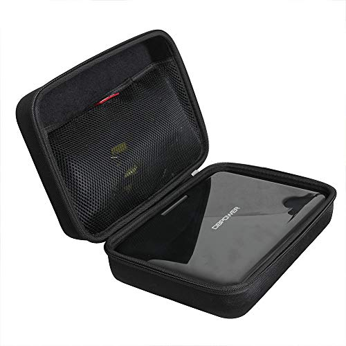 Buy Hermitshell Hard Travel Case for DBPOWER 12 Portable DVD Player