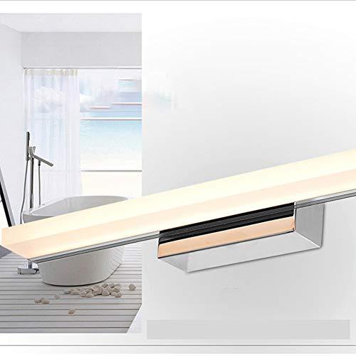 Led Spiegel Voorlicht, Moderne Minimalistische Waterdichte Anti-Fog Spiegelkast Lamp Badkamer Dressing Room Spiegel Koplamp Wandlamp