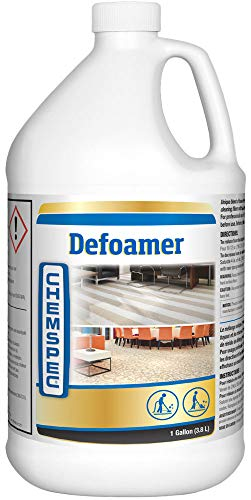 Chemspec Liquid Defoamer, Professional Strength Antifoaming for Carpet Cleaning Systems, 1 Gal (C-LD1G)
