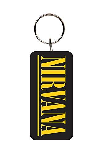GB Eye LTD, Nirvana, Logo, Porte Cle