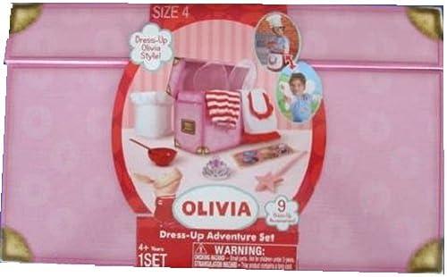Olivia Dress Up Adventure Set