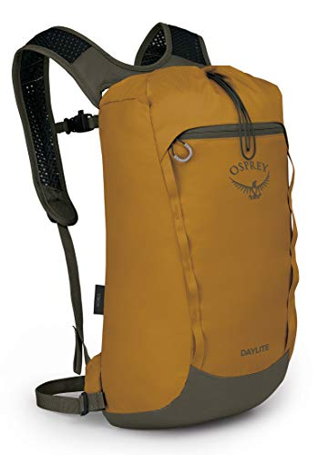 Osprey Europe Unisex Daylite Cinch Teakwood Yellow O/S